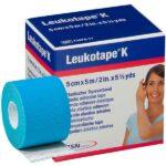 Leukotape K Cintas adhesivas Para Vendaje Neuromuscular