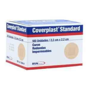Coverplast Curita Adhesiva Redondo