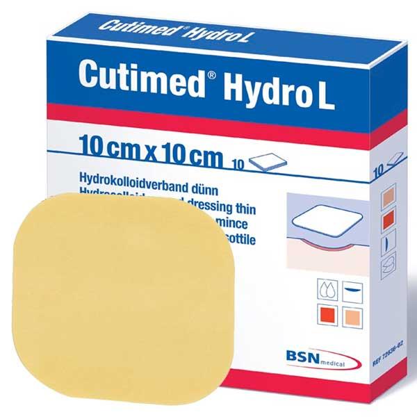 Cutimed Hydro L Aposito 10 cm x 10 cm