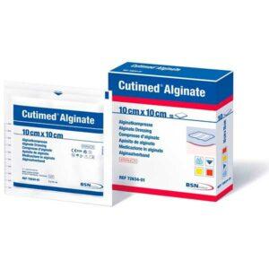 Cutimed Alginate Aposito 10 cm x 10 cm