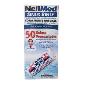 Sinus Rinse Adulto 50 Sobres Premezclados Refill