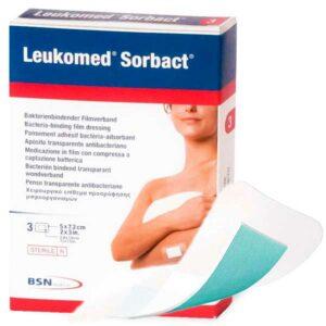 Leukomed Sorbact Apósito Postquirurgico con DACC
