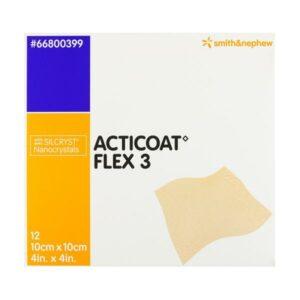 Acticoat Flex 3 Aposito 10 x 10cm
